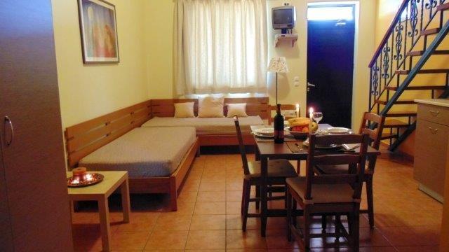 Appartementen Paraktio - appartement maisonette
