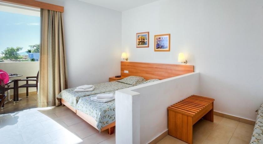 Appartementen Matina - slaapgedeelte