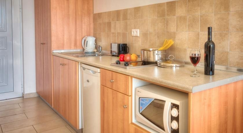 Appartementen Matina - keuken