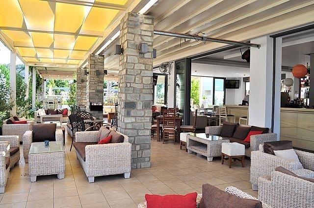 Appartementen Matina - restaurant