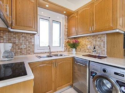 Villa Giannis - keuken
