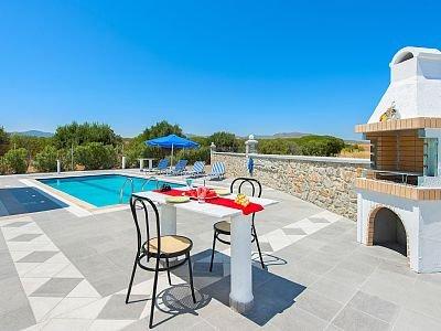 Villa Giannis - terras