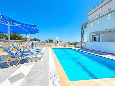 Villa Giannis - zwembad