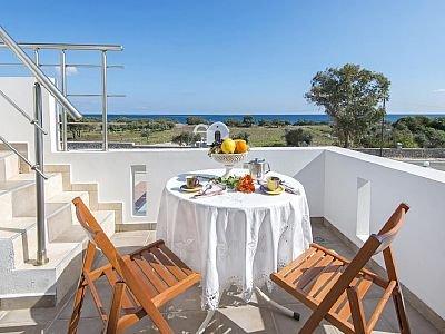 Villa Giannis - balkon