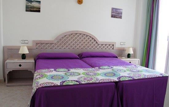 Appartementen Andreas - slaapkamer
