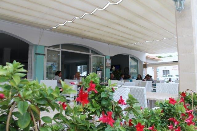 Appartementen Andreas - cafe