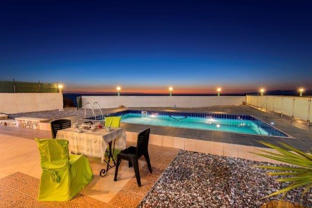 Villa Lakia - uitzicht