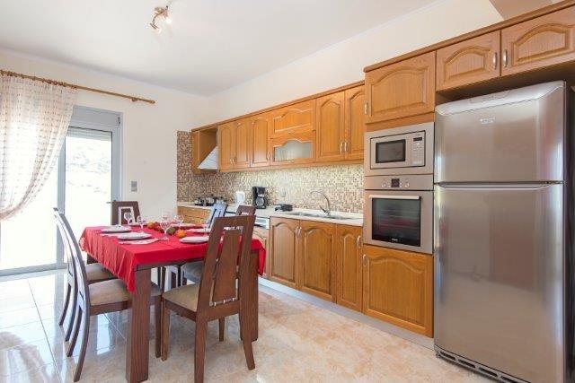 Villa Lakia - keuken