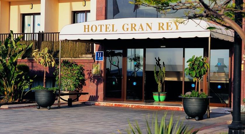 Hotel Gran Rey - hotel