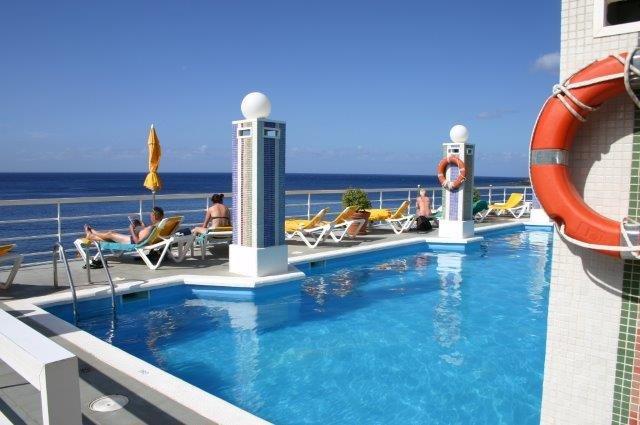 Hotel Gran Rey - zwembad