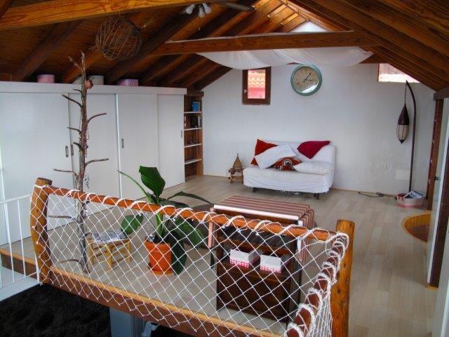 Villa Vanagand - zitkamer