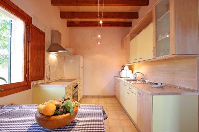 Villa Oscols - keuken