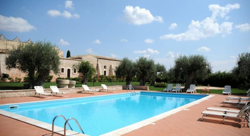 Hotel Torre don Virgilio - zwembad
