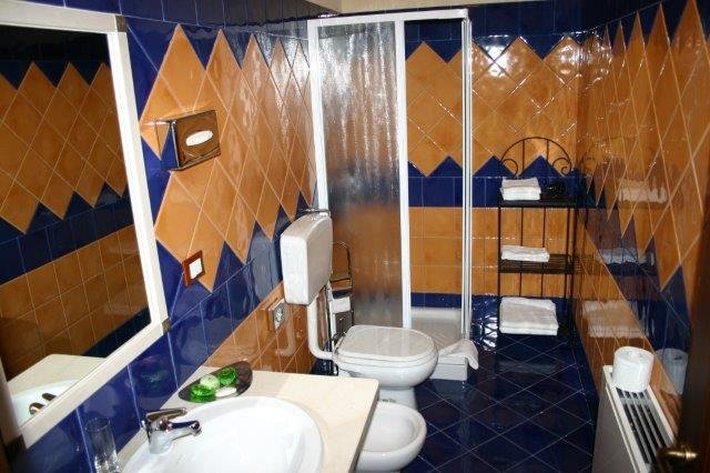 Hotel Torre don Virgilio - badkamer