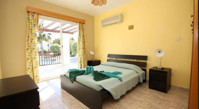 Villa Diamond - slaapkamer