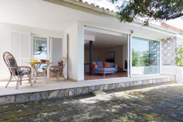 Villa Playa de Muro - terras