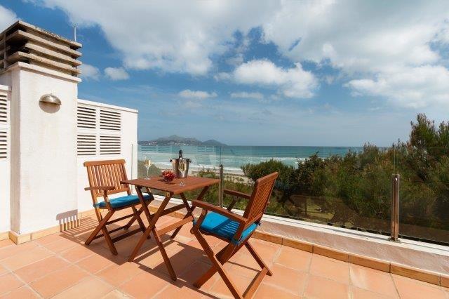 Villa Playa de Muro - balkon