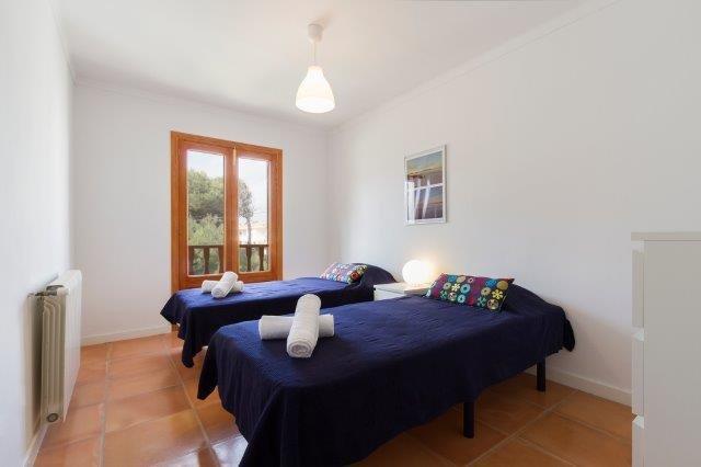 Villa Playa de Muro - slaapkamer
