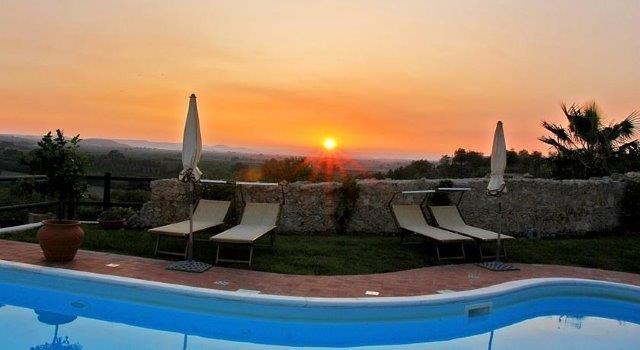 Hotel Corte del Sole - uitzicht