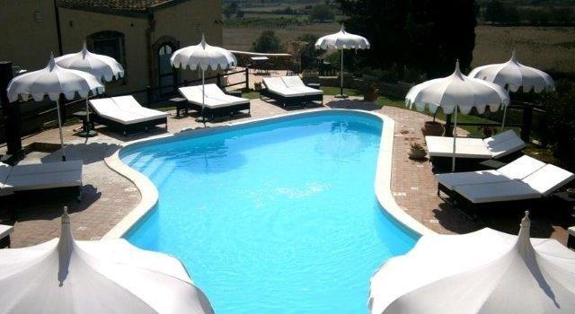 Hotel Corte del Sole - zwembad