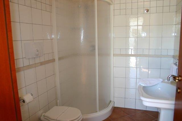 Hotel Corte del Sole - badkamer