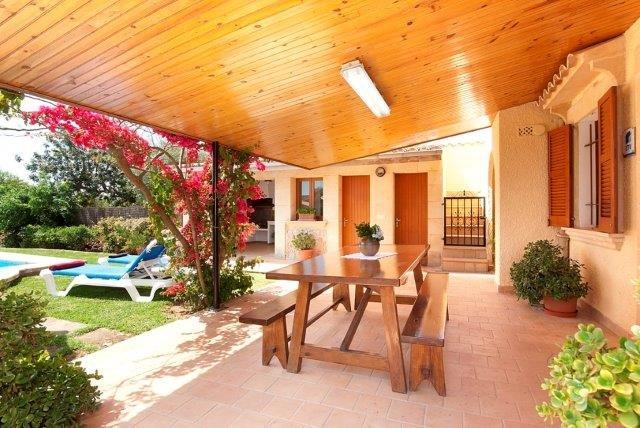 Villa Canyeto Poll - terras