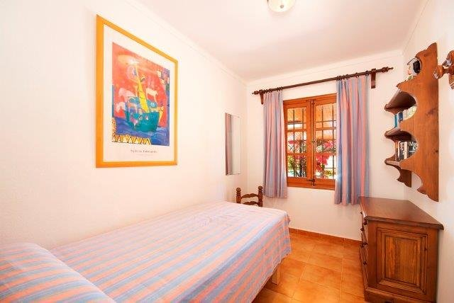Villa Canyeto Poll - slaapkamer