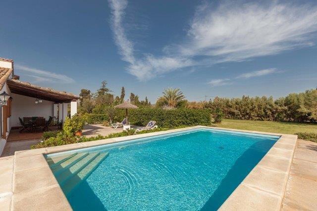 Villa Ferragut - zwembad