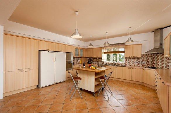 Villa Salamis - keuken