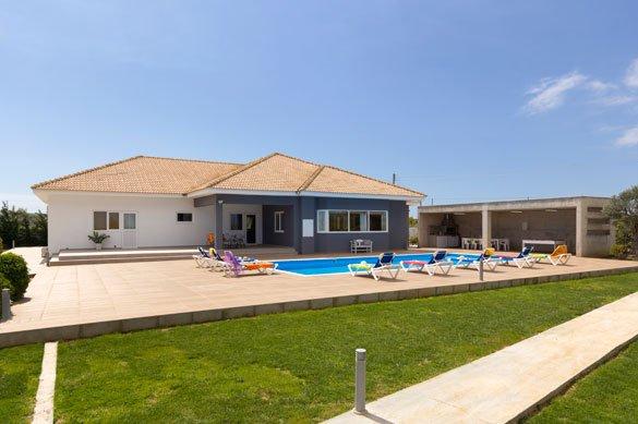 Villa Salamis - villa