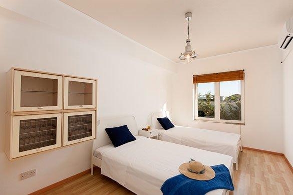 Villa Salamis - slaapkamer