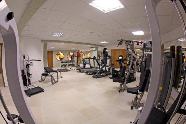 Appartementen Aphrodite Sands - fitnessruimte
