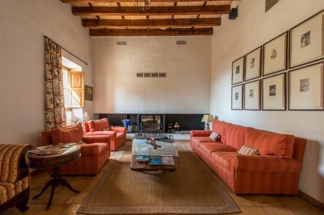 Hotel Rural Siurana - lounge