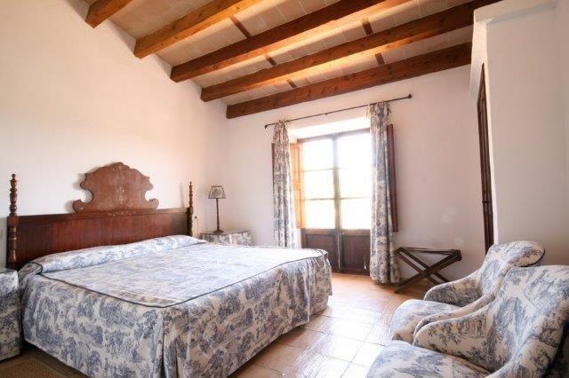 Hotel Rural Siurana - slaapkamer