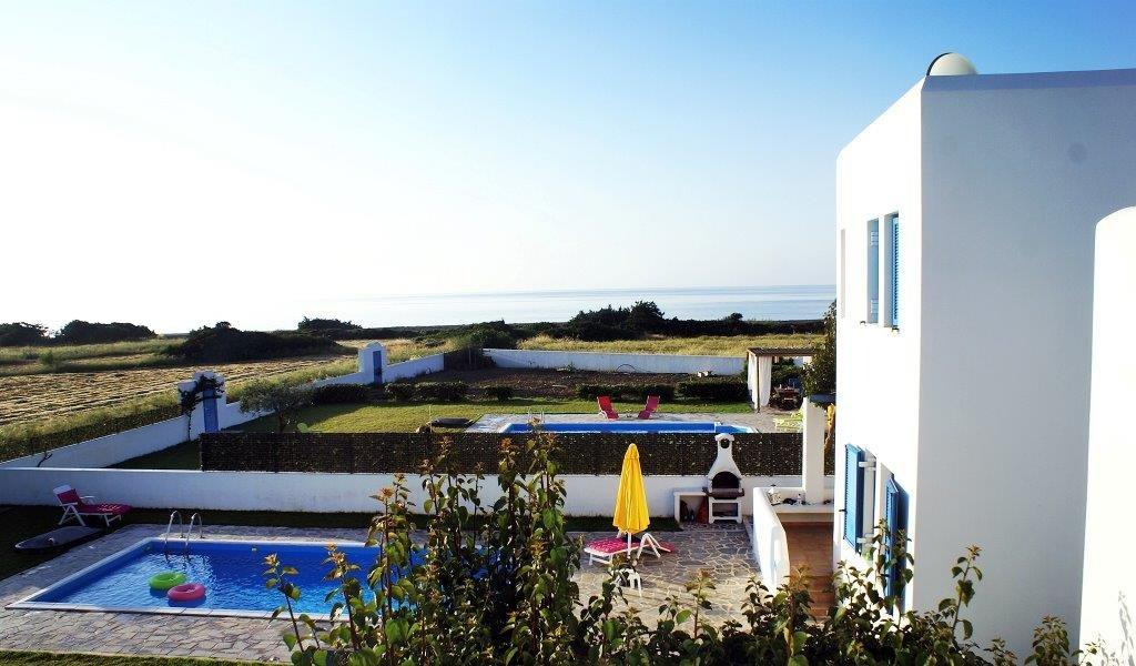 Villa Blue - uitzicht