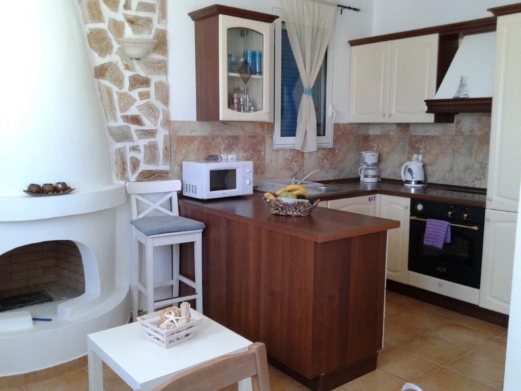Villa Blue - keuken