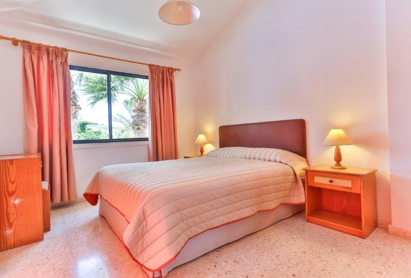 Appartementen Tavros - slaapkamer