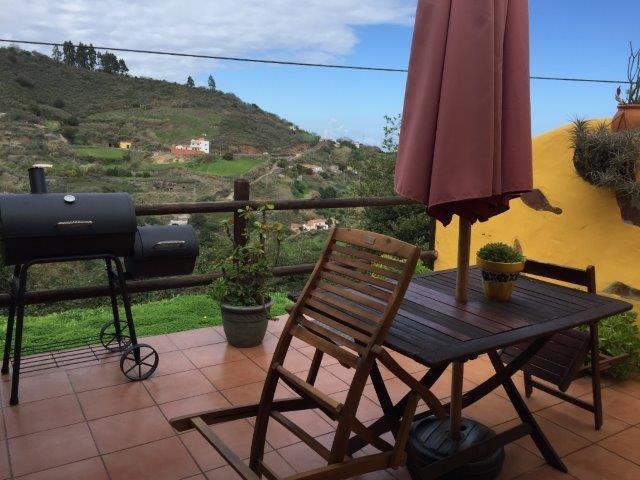 Casita Naturacanaria - uitzicht vanaf terras