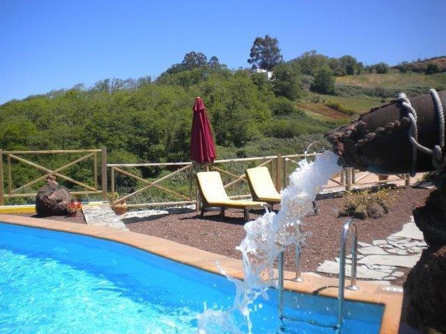 Casita Naturacanaria - zwembad