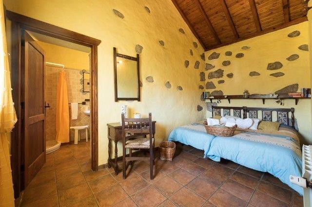Casita Naturacanaria - slaapkamer