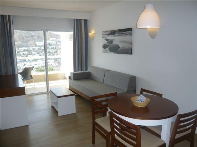 Appartementen Altair - woonkamer