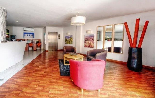 Appartementen Altair - lobby