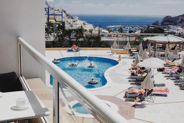 Appartementen Altair - zwembad
