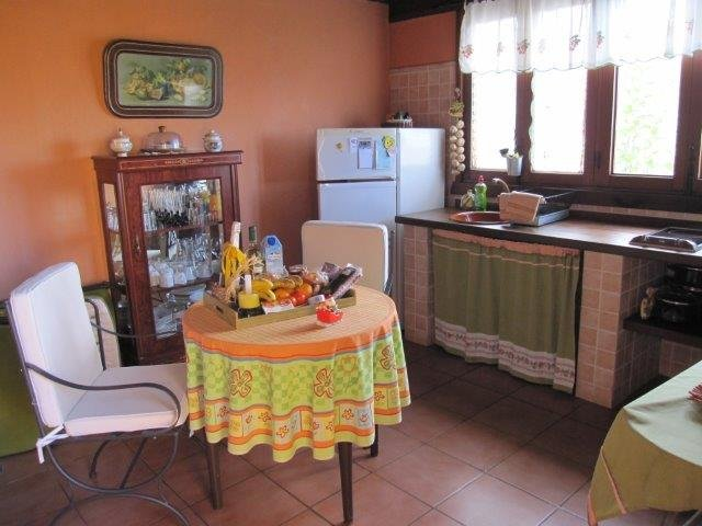 Casita Naturacanaria - keuken