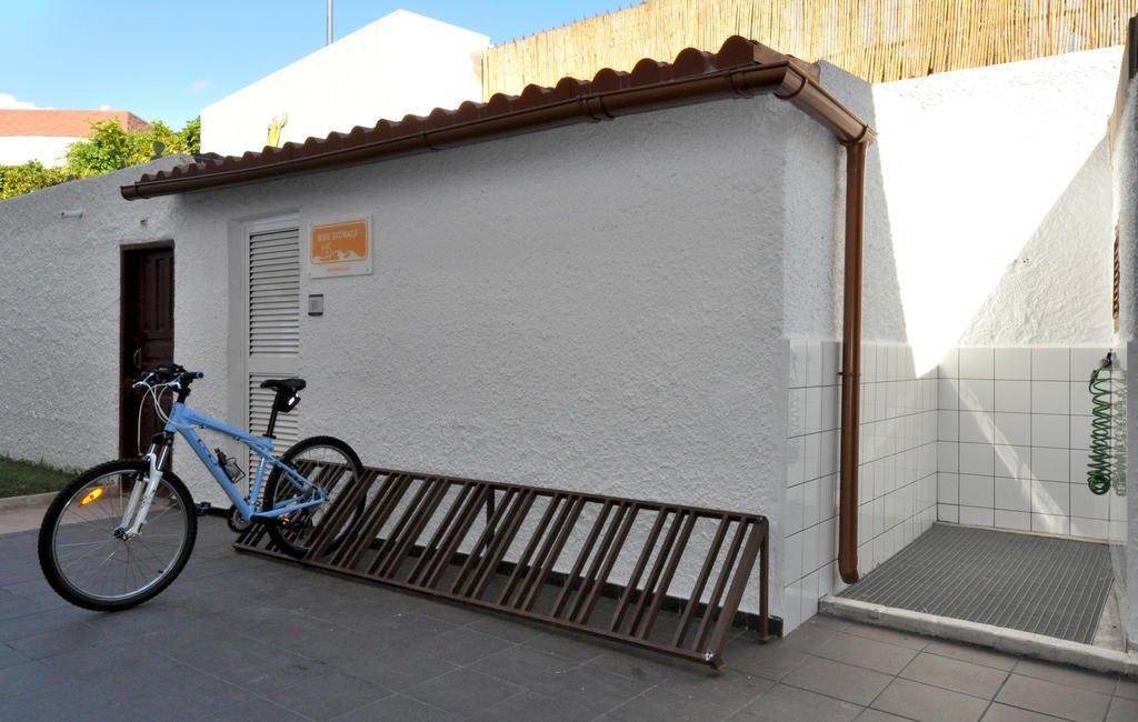 Appartementen Dunasol - fietsenopslag