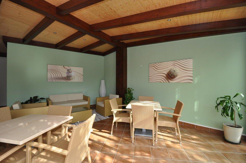 Appartementen Dunasol - lounge