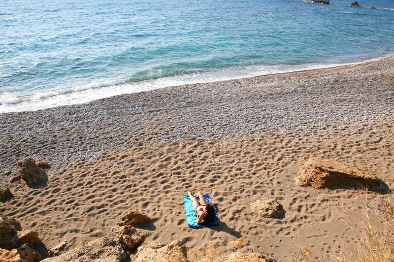 Villa Sands - strand