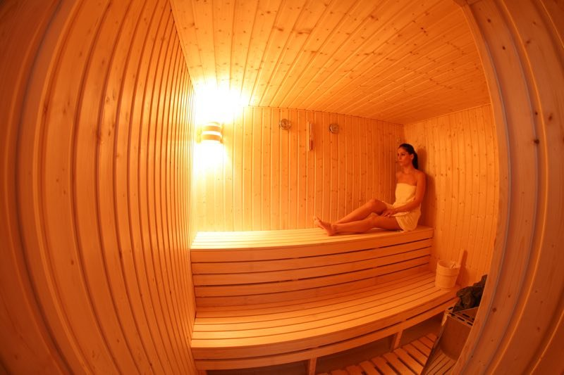 Villa Sands - sauna
