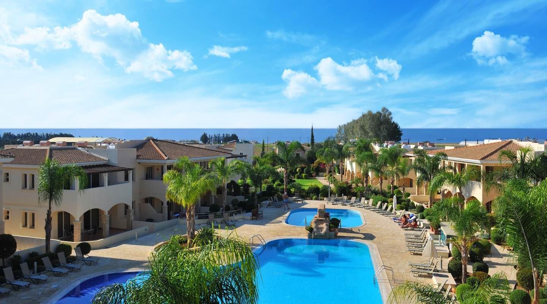 Villa Sands - uitzicht