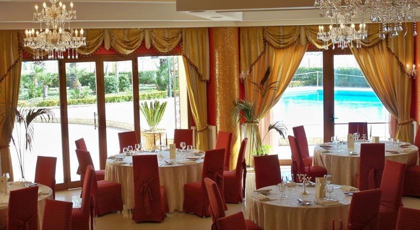Hotel Villa Romana - restaurant